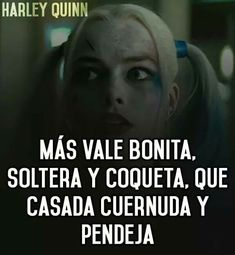 Best harley quinn quotes: pin by alfredo on inspiracional. New Memes, Funny Memes, Harley Queen, Love Quotes, Inspirational Quotes, Quotes En Espanol, Spanish Quotes, Spanish Memes, Daily Inspiration Quotes