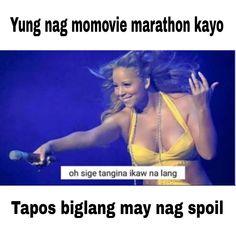 :Sana kinwento mo nalang eh nuh🙄 gigil mo bubz ko Memes Pinoy, Memes Tagalog, Filipino Memes, Pinoy Quotes, Tagalog Quotes Hugot Funny, Qoutes, Funny Memes, Hilarious, Bts Wallpaper