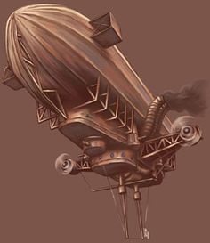 old dirigible - Google Search