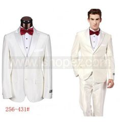 Handsome high quality newest style one ( two ) button two style tuxedo wedding men suit jacket coat $188.00  http://www.ishopez.com/Handsome-high-quality-newest-style-one-two-button-two-style-tuxedo-wedding-men-suit-jacket-coat.html