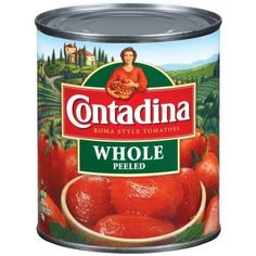Save $0.50 Off Contadina Canned Tomatoes!