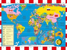 11 best ideas images on pinterest world maps kids and for kids printable maps of the world for kids buscar con google gumiabroncs Gallery