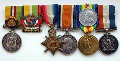 Photos - Google+ Anglo Boer War medals