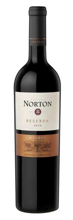 Malbec 2010 / 2011 *Reserva* - Bodega Norton, Luján de Cuyo, Mendoza, Argentina -----------------------------Yes please...
