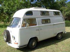 Gumtree: Volkswagen Camper - high roof with zip-in tent