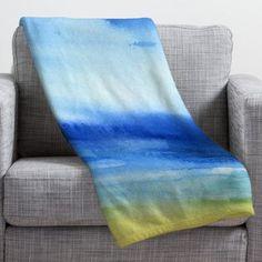 DENY Designs Jacqueline Maldonado Sea Church Throw Blanket Size: Large
