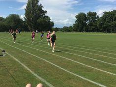 Athletics afternoon at Summer Gathering