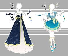 .::Adoptable Collection 3(OPEN)::. by Scarlett-Knight.deviantart.com on @DeviantArt