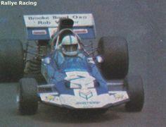 Formula 1 (1970-1982) Photo Gallery - GP Germany 1971 - Surtees TS9 no.7 - Racing Sports Cars