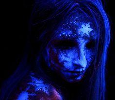Du bodypainting fluorescent à la lumière noire 2Tout2Rien