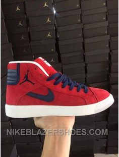 online retailer 51097 1538e NIKE AIR JORDAN SKY HIGH OG RED WOMEN MEN PIG LEATHER Online