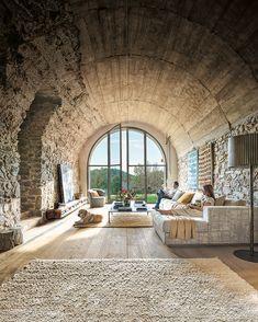 Blockhaus/Ferienhaus Design and architecture for a Spanish farm - PLANETE DECO a homes world A Time
