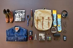 Picture of Essentials: Marco Cairns of The Duffer of St. George