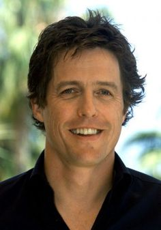 Hugh Grant-Not bad for an old man!