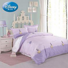 Disney Princess Dress And Pumps Purple Disney Bedding Disney Bedding, Disney Princess Dresses, White Colors, Bedding Sets, Comforters, Snow White, Kids Room, Room Ideas, Pumps
