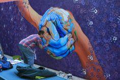 World High School Murals | arvadawestmural13 150x150 Arvada West High School | Outdoor Wall Mural