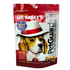 PET GUARD PetGuard Mr. Barky's Original Vegetarian Dog Biscuits