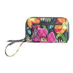 Wallets & Wristlets | Wallets, Wristlets, ID, Card Holder | Vera Bradley