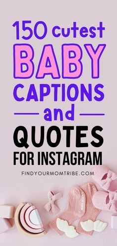 Enjoy this collection of cute baby captions where you can find everything from funny sayings to tender quotes for your little one. Newborn Baby Quotes, Cute Baby Quotes, Baby Girl Quotes, Son Quotes, Daughter Quotes, Baby Captions, Cute Captions, Baby Pictures, Baby Photos