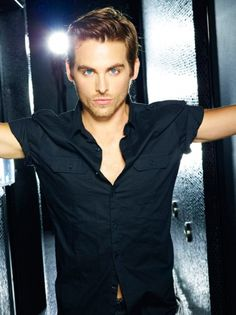 Kevin Zegers. I'm a sucker for the eye....and he was in air bud...yeah he grew up nice