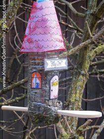 Kreativ oder Primitiv?: Upcycling Vogelhaus