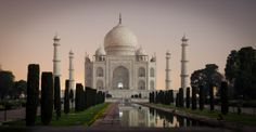Taj Mahal @ Night