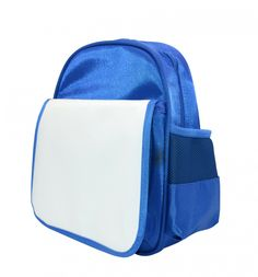 7fa01bfd1314 Kids School Bags Blank Item No  GS-YKB12B Material  Canvas with white  polyester. Sublimation ...