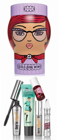 benefit girls gone wow. Benefit Cosmetics Makeup Releases for Christmas 2016