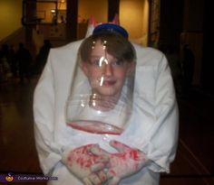 Headless Scientist - 2013 Halloween Costume Contest