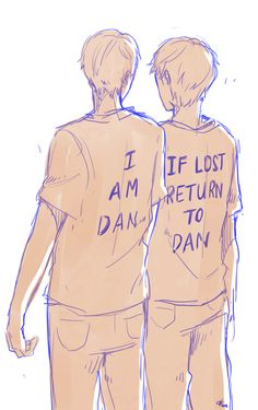danisnotonfire and amazingphil fan art - Google Search>>>>CUTE! <3
