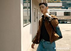 Joon Park, Park Seo Jun, Black Love Art, Seo Joon, Korean Wave, Asian Hotties, Esquire, Korean Actors, Kdrama