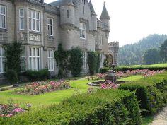 Balmoral Castle West Wing by sgterniebilko, via Flickr