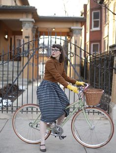 Hansom Cycles She-Devil mixte