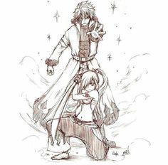 Fairy Tail Family, Fairy Tail Girls, Fairy Tail Love, Fairy Tail Couples, Fairy Tail Ships, Erza Et Jellal, Fairy Tail Jellal, Fairy Tail Manga, Anime Fairy