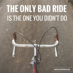 Spring is coming. Time to get out, explore, build fitness and get ready for summer! From www.virtualrides.org
