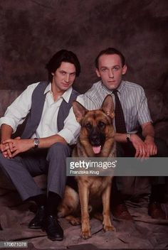 Karl Markovics, Tobias Moretti, T Rex, Tv Series, Actresses, German Shepherds, Dogs, Acting, Movies