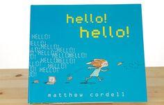 Hello! Hello! CORDELL, Matthew