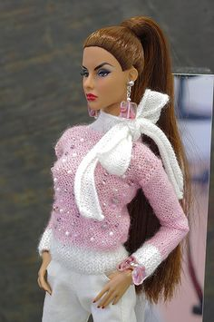 "PlayDolls.ru - Играем в куклы: Oxigenix. ""GEMINI"" fashion (2/10)"