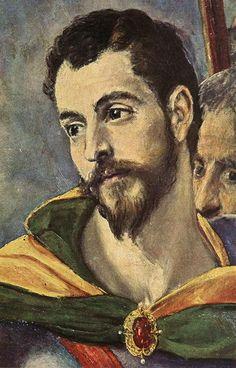 Martirio de San Mauricio. (Detalle).