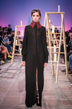 Mercedes-Benz Fashion Week   Alexia Ulibarri
