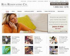 Rug Renovating