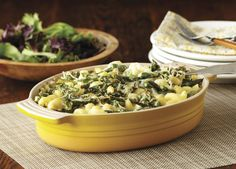 Stonewall Kitchen - Goat Cheese Asparagus Casserole