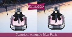 Campioni omaggio Mon Paris: ecco come riceverli gratis!