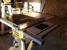 Ridged r 4512 table saw sled and router homemade combination table all replies on ridgid r4512 wooden mlcs router table extension help lumberjocks keyboard keysfo Gallery