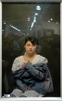 LENG JUN http://www.widewalls.ch/artist/leng-jun/ #painting