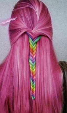 Hair- ummm WOW i would never EVER do it but its cute for a LITTLE kid