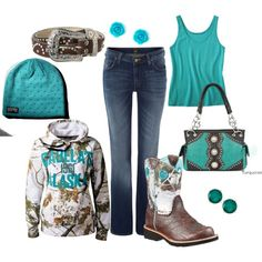 Cool Camo. Teal/Turquoise.