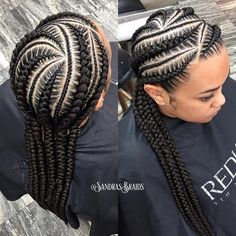 Ghana Braids To The Side Picture 98 ghana braids ideas that you need to try out this season Ghana Braids To The Side. Here is Ghana Braids To The Side Picture for you. Ghana Braids To The Side 96 stunning and elaborate ghana braids to try thi. Braided Cornrow Hairstyles, Feed In Braids Hairstyles, Black Girl Braids, Braided Hairstyles For Black Women, Braids For Black Hair, Girls Braids, Protective Hairstyles, Cornrows Braids For Black Women, Woman Hairstyles