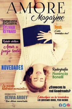 Nueva revista internacional AMORE MAGAZINE