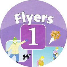 [Audio + đáp án] Cambridge Flyers 1 ( before Cambridge Test, Cambridge Book, English File, Learn English, Subject And Predicate, Flyers, Ebooks, Audio, Pdf